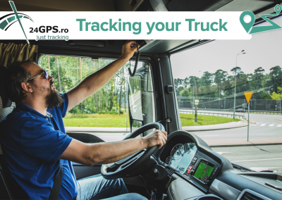 Tracking your Truck